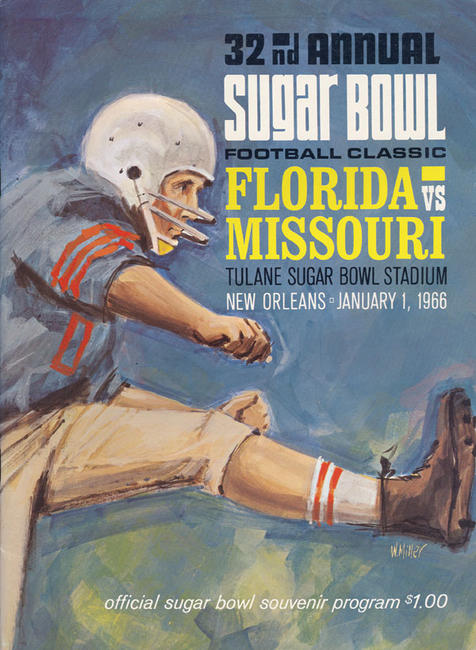 32nd Annual Sugar Bowl Football Classic: Florida vs Missouri