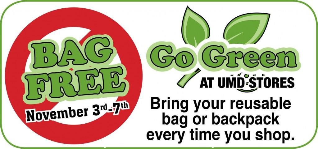 Minnesota Duluth Goes Bag Free