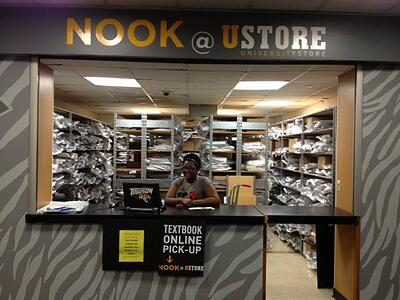 NOOK at UStore