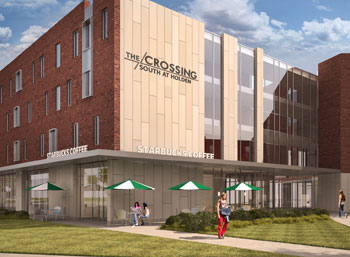 The Crossing will house the second location of the University Store