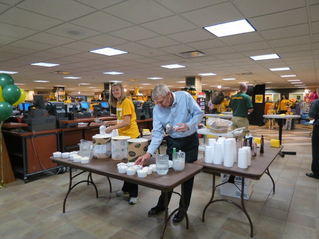 NDSU Opens the Doors for an After Hours Bash