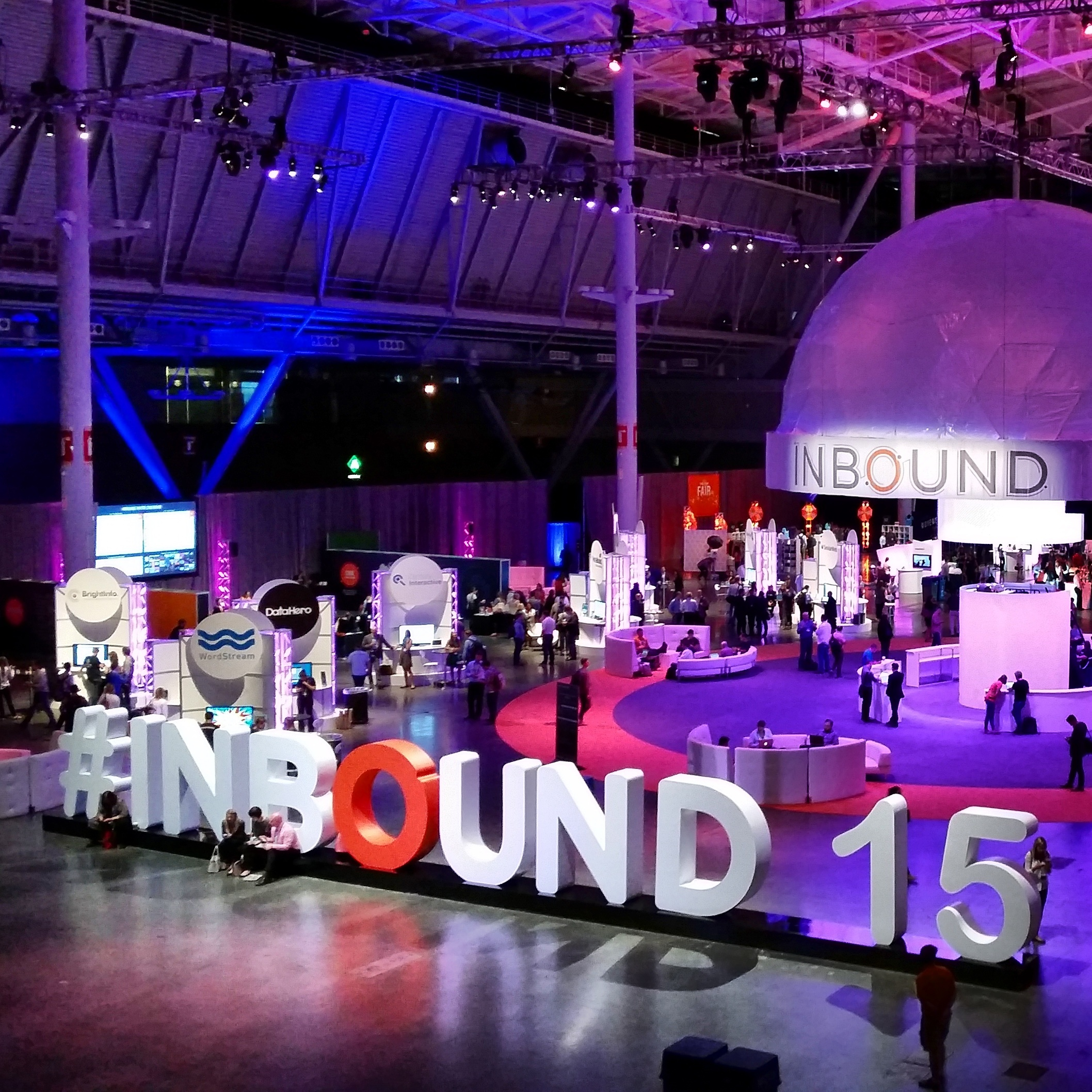 Welcome to Inbound 2015