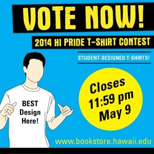 2014 HI Pride T-Shirt Contest