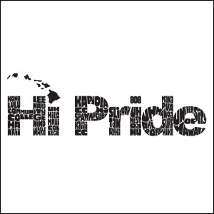 2014 HI Pride T-Shirt Contest winner