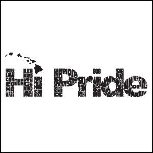 2014 HI Pride T-Shirt Contest winner