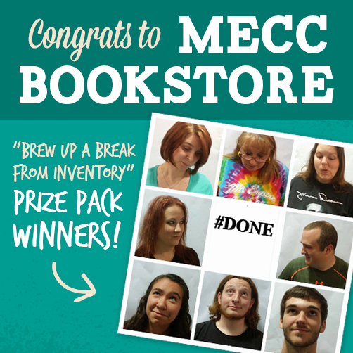 Congrats to MECC Bookstore!
