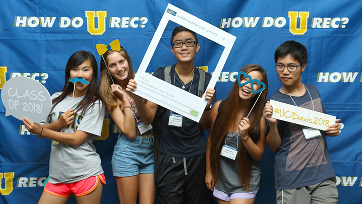 UC Davis Stores - How Do You Rec?