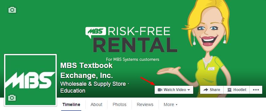 MBS Textbook Exchange  Inc.