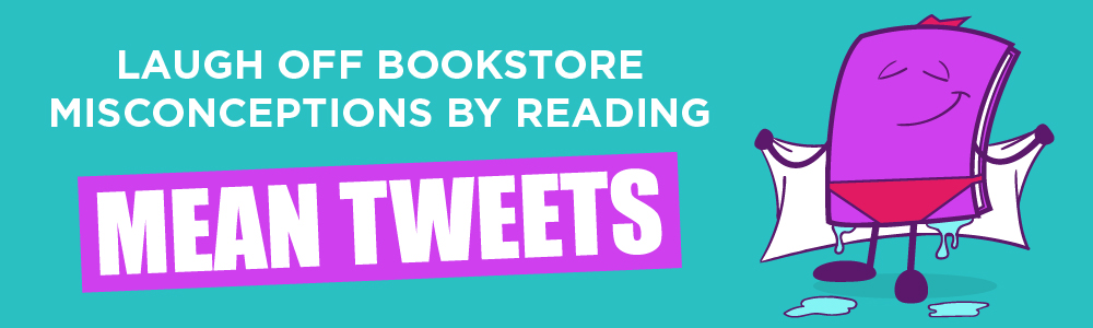 Laugh Off Bookstore Misconceptions