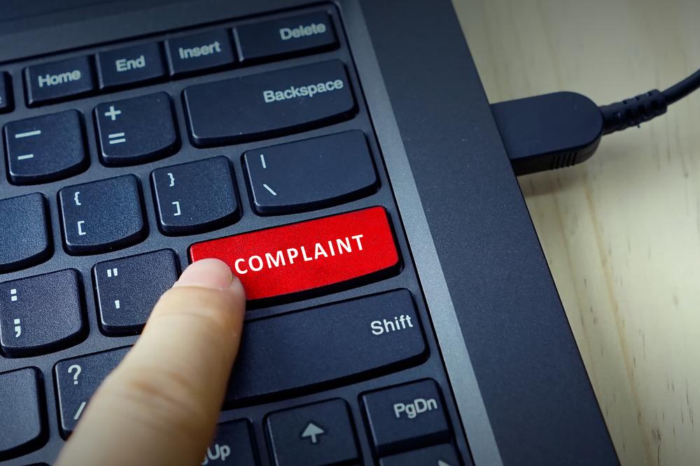 SocialMediaComplaint