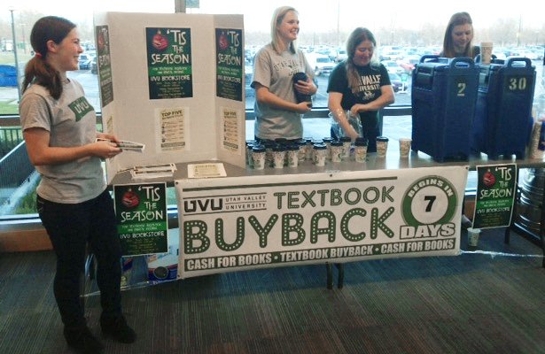 UVU Heats up Buyback with Hot Cocoa