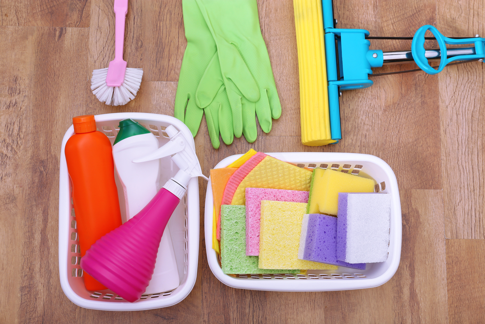 Spring cleaning at your store