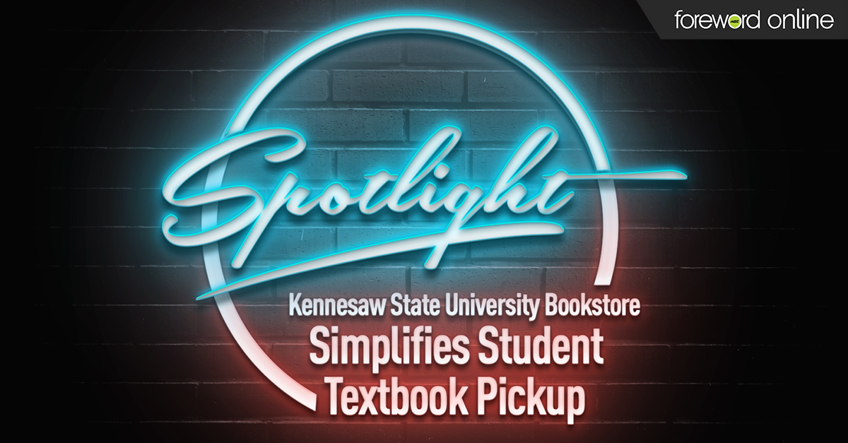 Kennesaw State University Bookstore Simplifies Student Textbook Pickup
