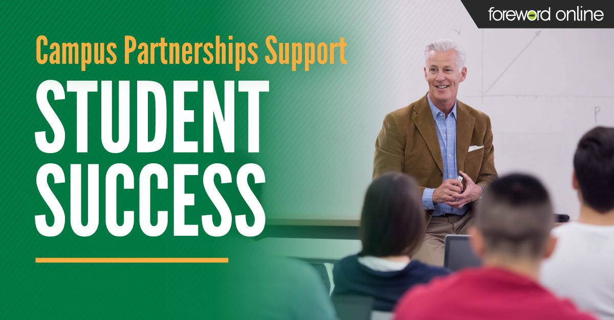 Campus Partnerships Support Student Success