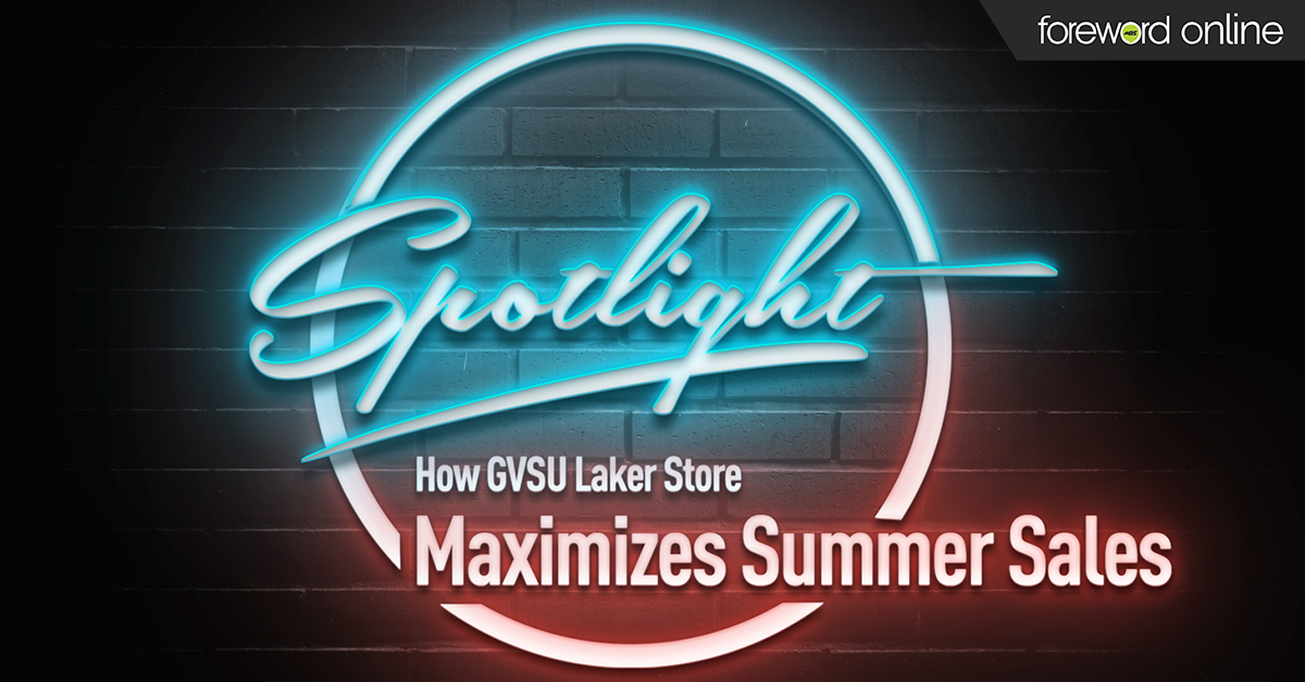 Spotlight: How GVSU Laker Store Maximizes Summer Sales