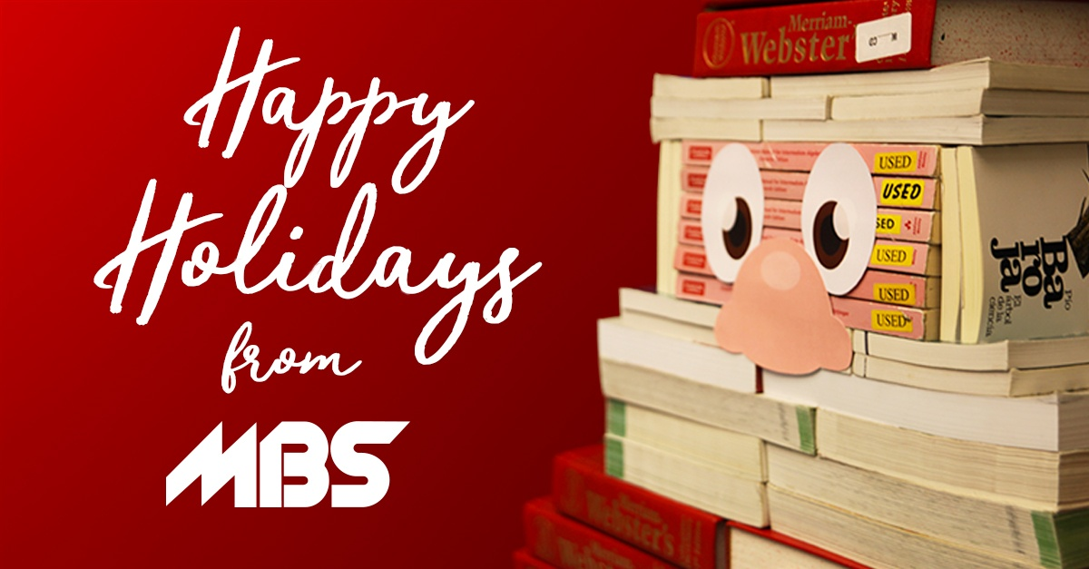 Happy Holidays from MBS