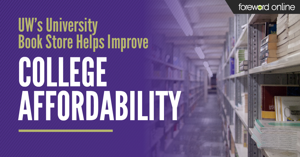 UW's University Book Store Helps Improve College Affordability