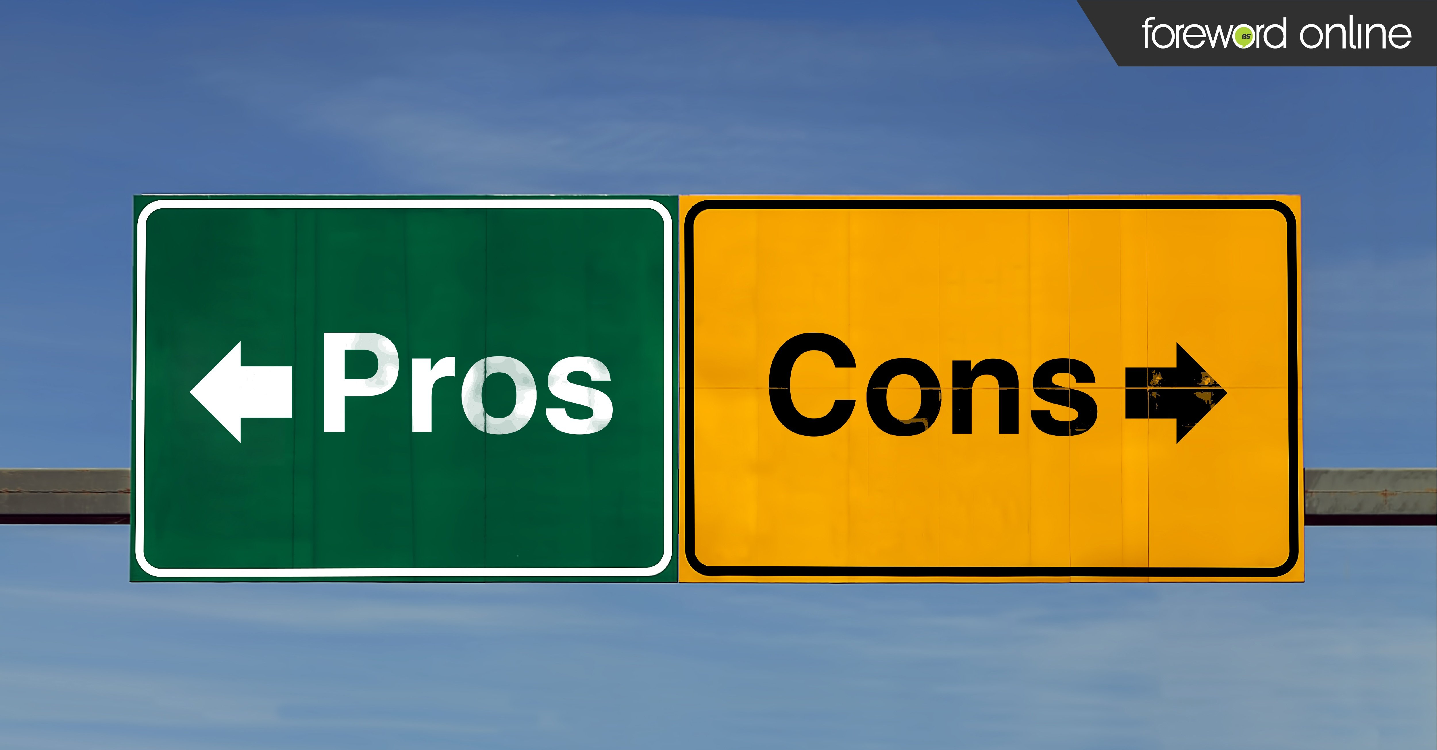 Pros and Cons of OER