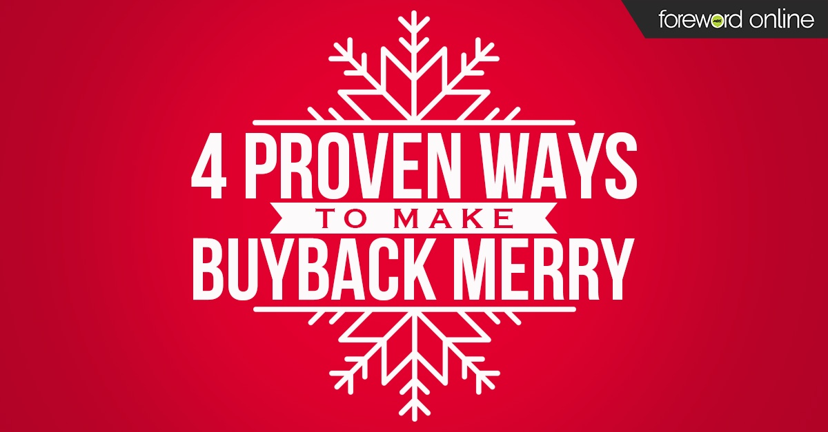 4 Proven Ways to Make Buyback Merry