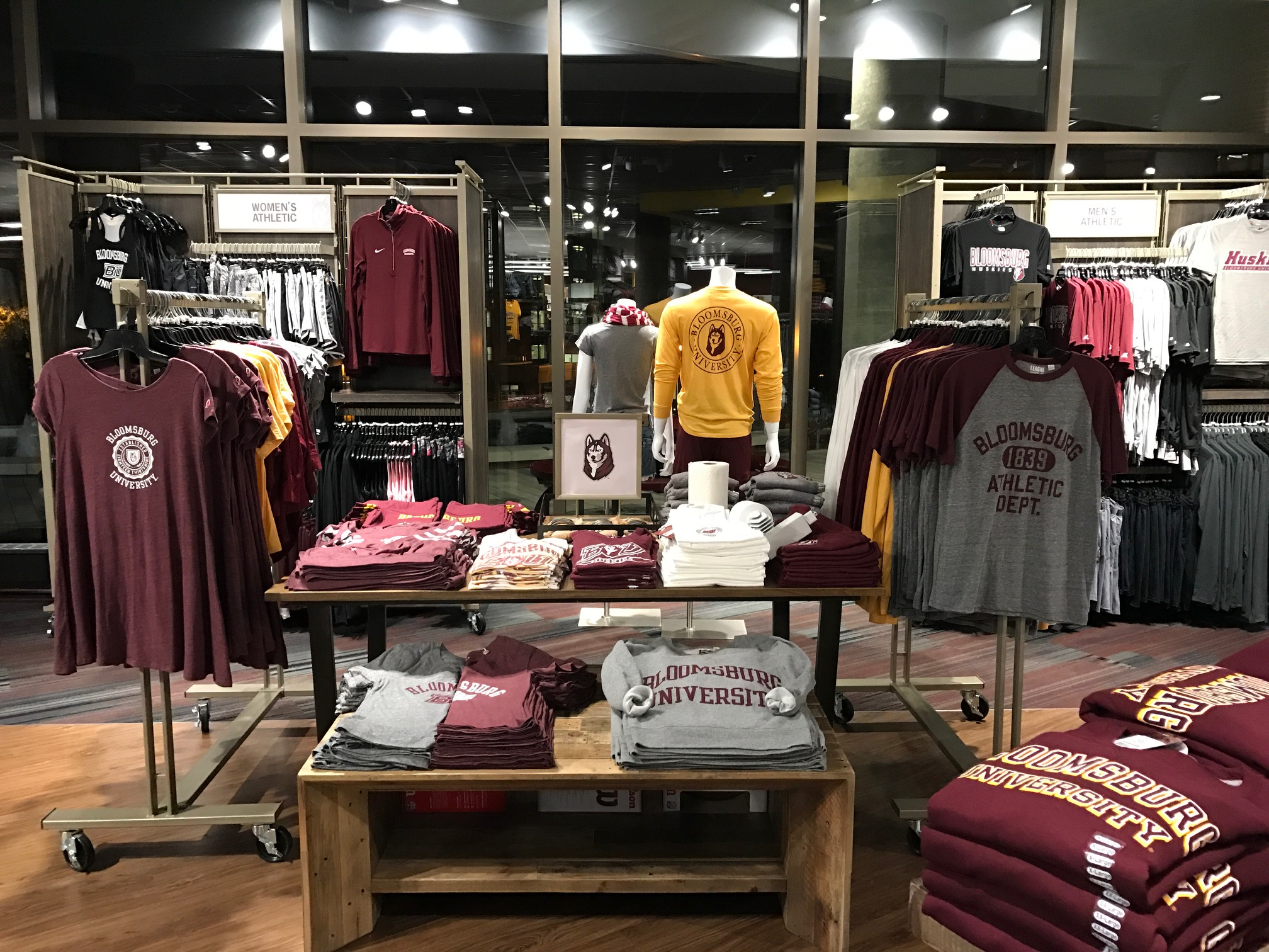 Superb Student Service is the No. 1 Priority at Bloomsburg University Bookstore