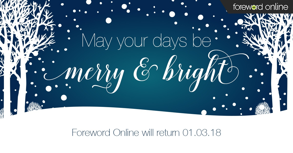 Foreword Online Will Return January 3rd