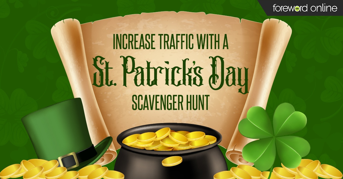 Increase Traffic With a St. Patrick's Day Scavenger Hunt