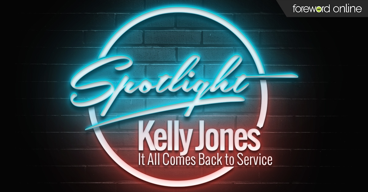Spotlight Kelly Jones It All Comes Back to Service