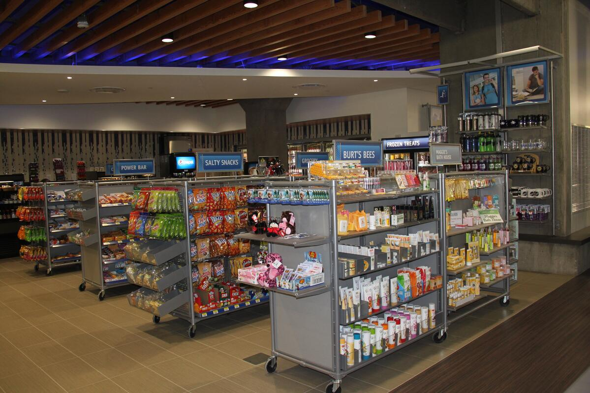 Lane Community College's Titan Store Scores Big WIth Convenient Food