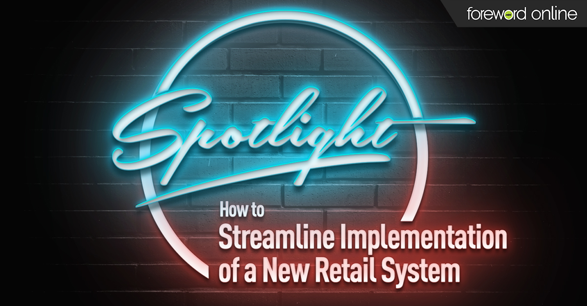 How to streamline the implementation of a new retail system