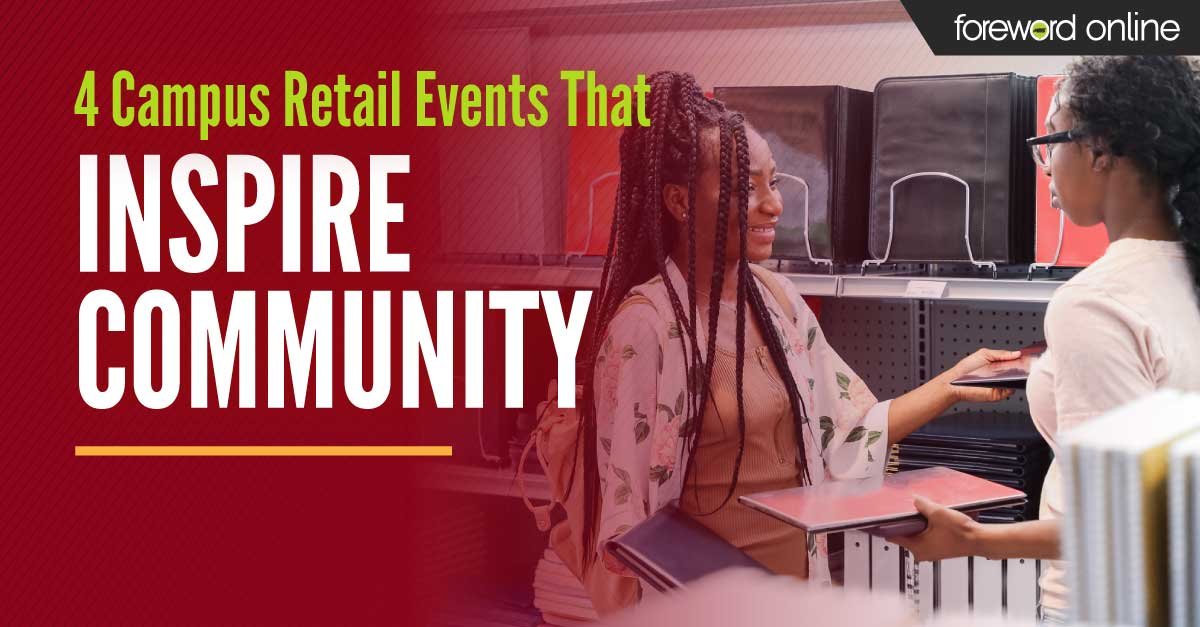 4 Campus Retail Events That Inspire Community