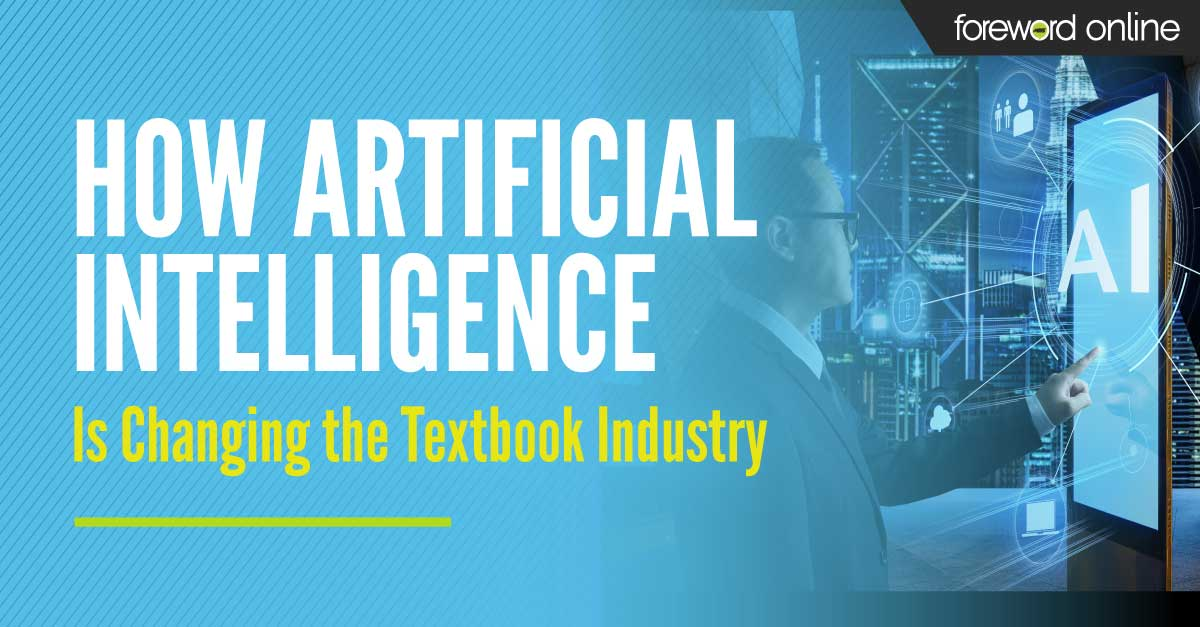 How artificial intelligence is changing the textbook industry and campus bookstore automation