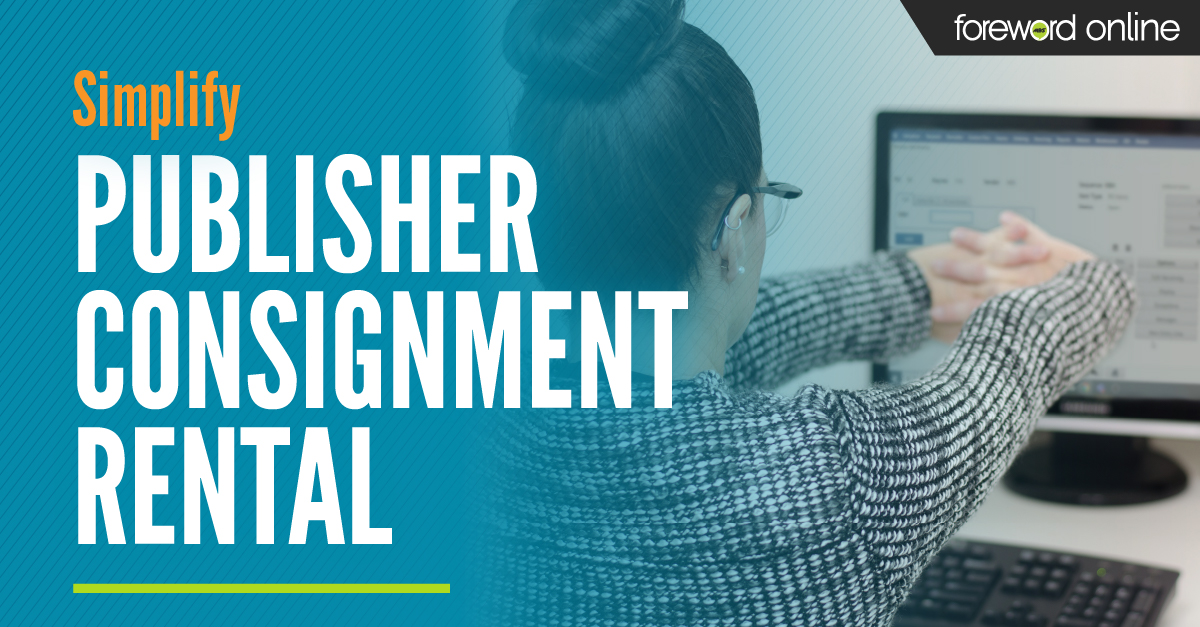 Simplify Publisher Consignment Rental
