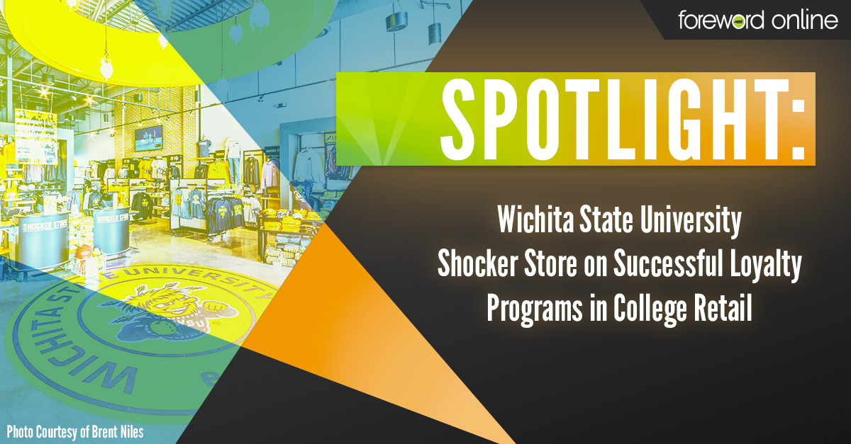 Spotlight: Witchita State University Shocker Store on Successful Loyalty Programs in Collegiate Retail