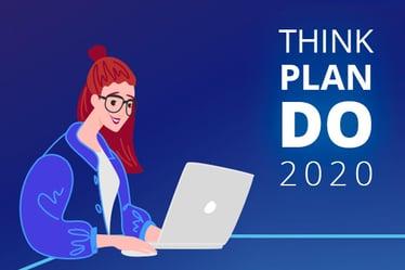 Think Plan Do Marketing Plan Kit