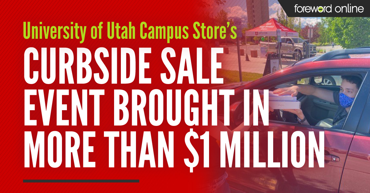University of Utah Campus Store's Curbside Sale Event Brought in More Than $1 Million
