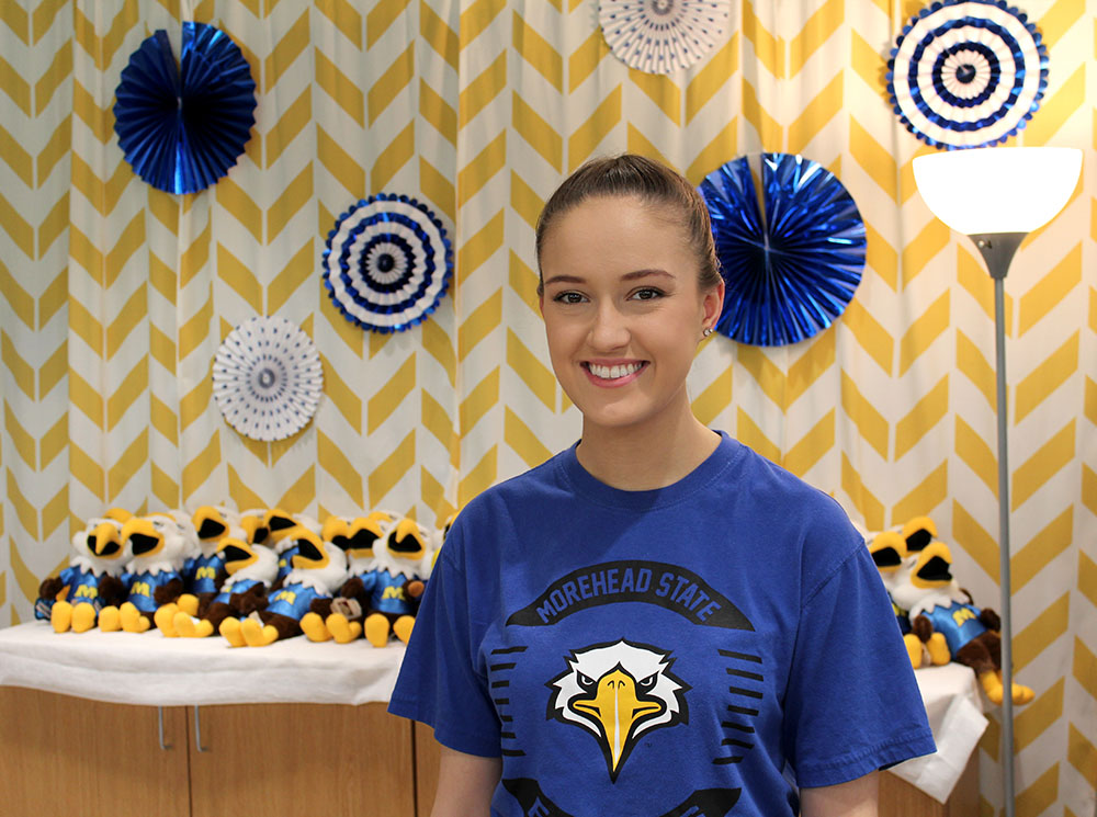 Morehead State University Store — student employees