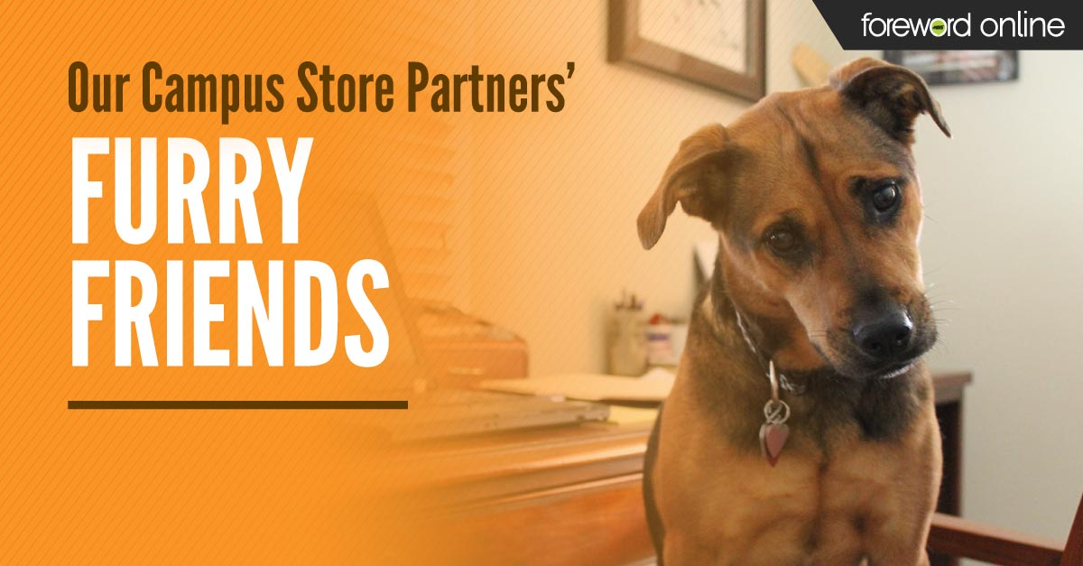 Campus store partners share pictures of their pets