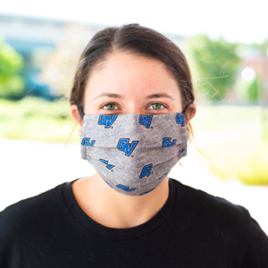 GVSU strengthens community relations with mask sales