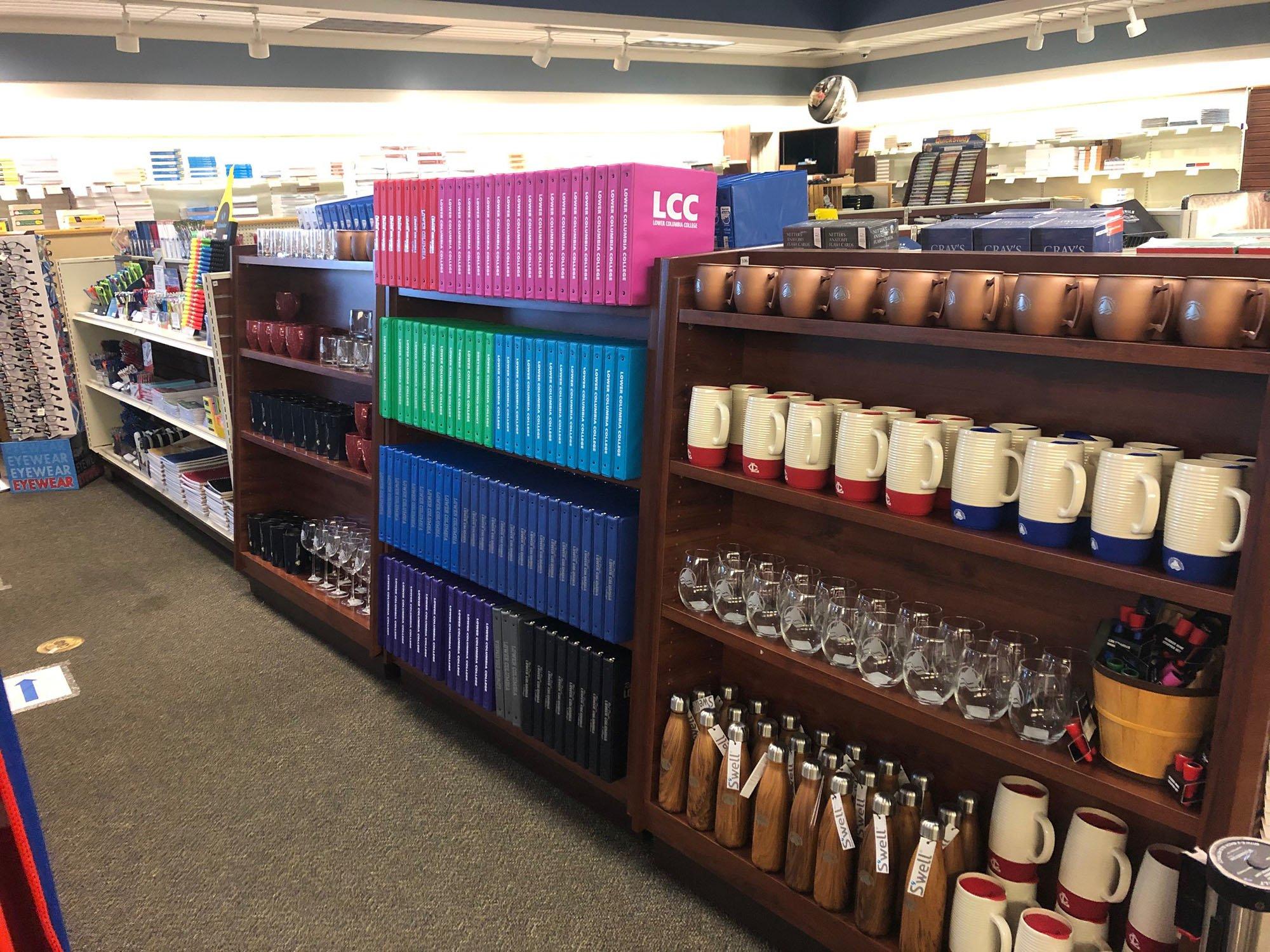 LCC Bookstore