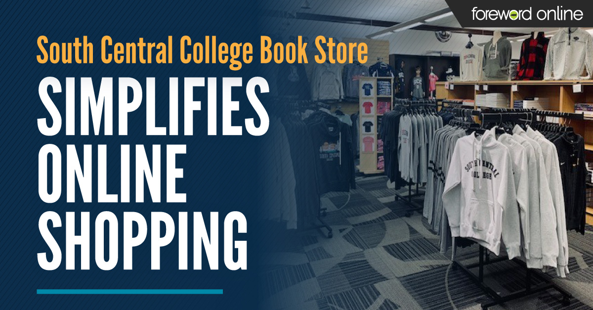 South Central College Book Store Simplifies Online Shopping