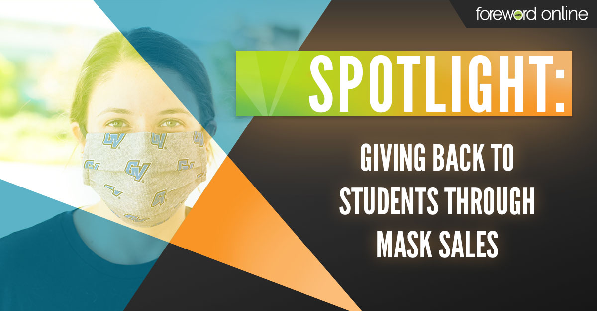 Giving Back to Students Through Mask Sales
