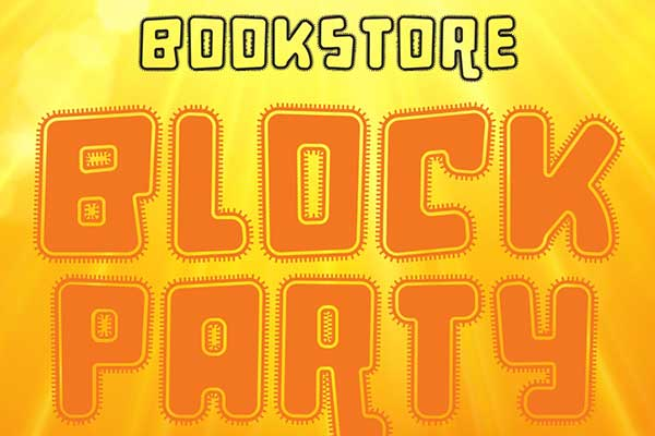 Bookstore Block Party Blowout