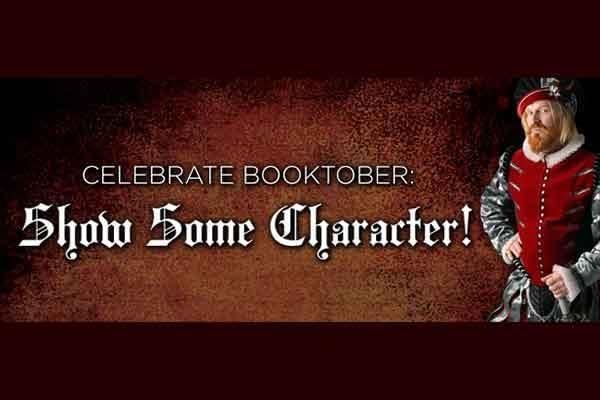 Celebrate Booktober