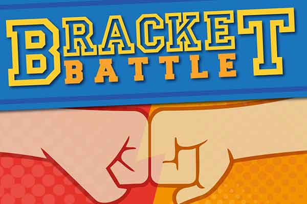 Bracket Battle in the College Store