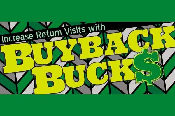 Bring Them Back with Buyback Bucks