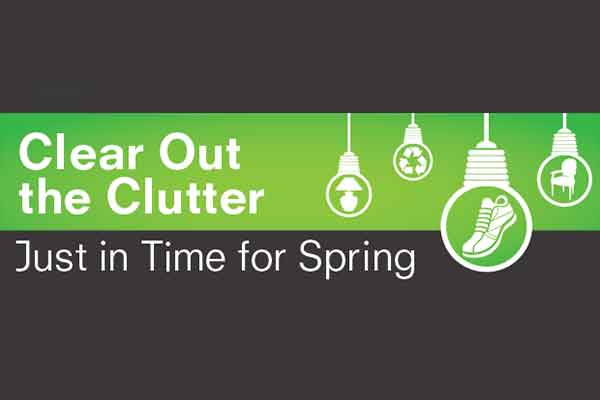 Clear Out the Clutter