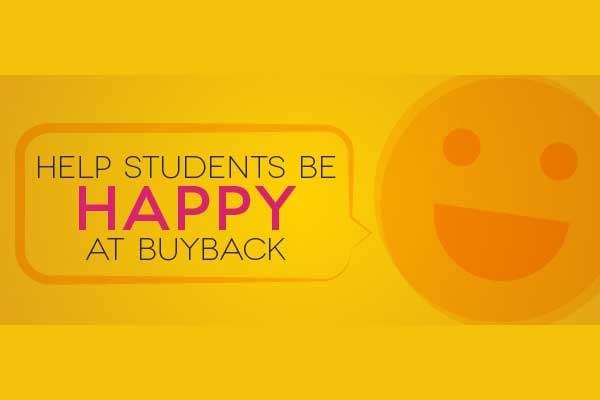 Be Happy at Buyback