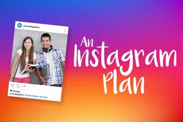 An Instagram Plan