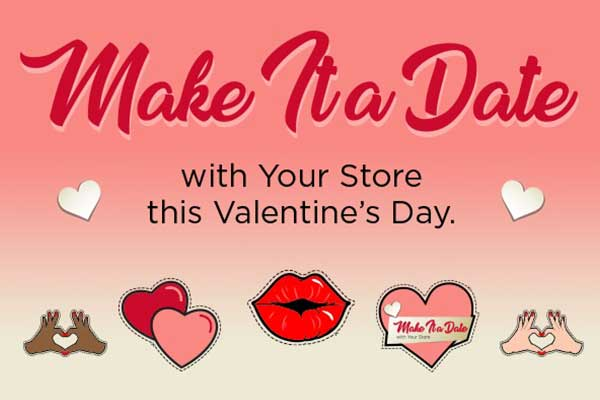 Make It a Date with Your Store