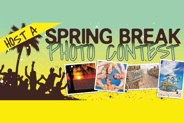 Spring Break Photo Contest